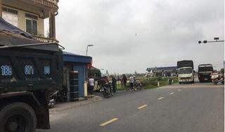 Vụ tai nạn thương tâm tại Xuân Trường: Cô giáo tử vong trên đường đi cấp cứu