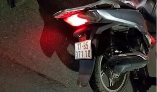 Truy tìm lái xe SH gây tai nạn tại đường Nguyễn Trãi rồi bỏ chạy trong đêm