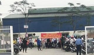 Hải Phòng: Khoảng 200 lao động ngừng việc tập thể
