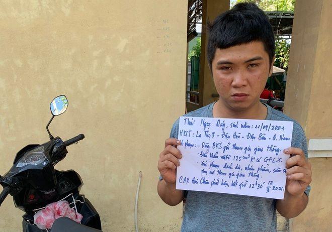 Bắt kẻ chuyên sàm sỡ nữ sinh, cô giáo trên đường phố Đà Nẵng