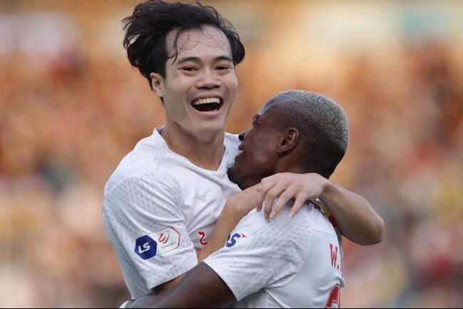 HAGL thắng sát nút Bình Định FC trên sân nhà Pleiku