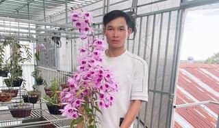 Nghệ nhân Nguyễn Quốc Trường: Cuộc sống mới từ những loài hoa lan