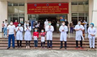 Bệnh nhân nặng ở Hải Dương vừa được chữa khỏi COVID-19:
