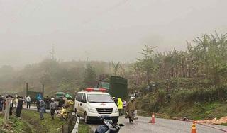 Bắc Kạn: 3 xe va chạm, 2 người đi xe máy tử vong tại chỗ