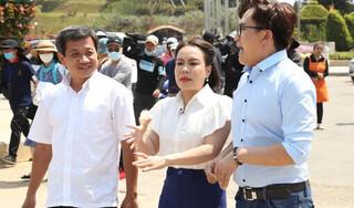 Tặng ông Đoàn Ngọc Hải 1,7 tỷ mua xe cứu thương mới, nghệ sĩ Việt Hương nói gì?