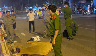 Không đội mũ bảo hiểm gặp CSGT, thanh niên bỏ chạy dẫn tới tai nạn khiến 2 cháu bé thương vong
