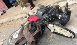 Nam Định: Học sinh lớp 9 điều khiển xe máy tử vong thương tâm