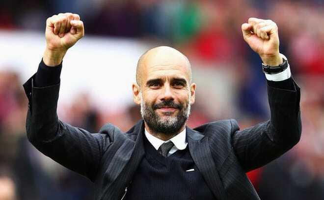 HLV Guardiola chỉ ra bí quyết thành công của Man City