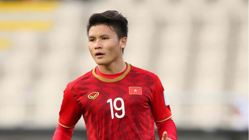 Khả năng dự vòng loại World Cup của Quang Hải