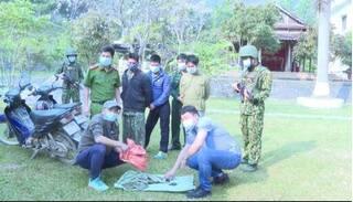 Điện Biên: Một ngày phá 2 chuyên án, thu giữ lượng lớn ma túy