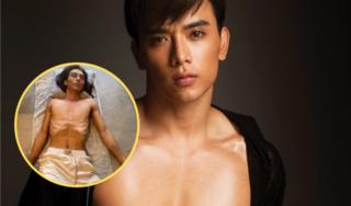 Gây rúng động khi lộ ảnh gầy trơ xương, diễn viên Thuận Nguyện nói gì?