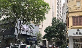 Hà Nội: Nữ giúp việc rơi từ tầng cao chung cư xuống đất tử vong