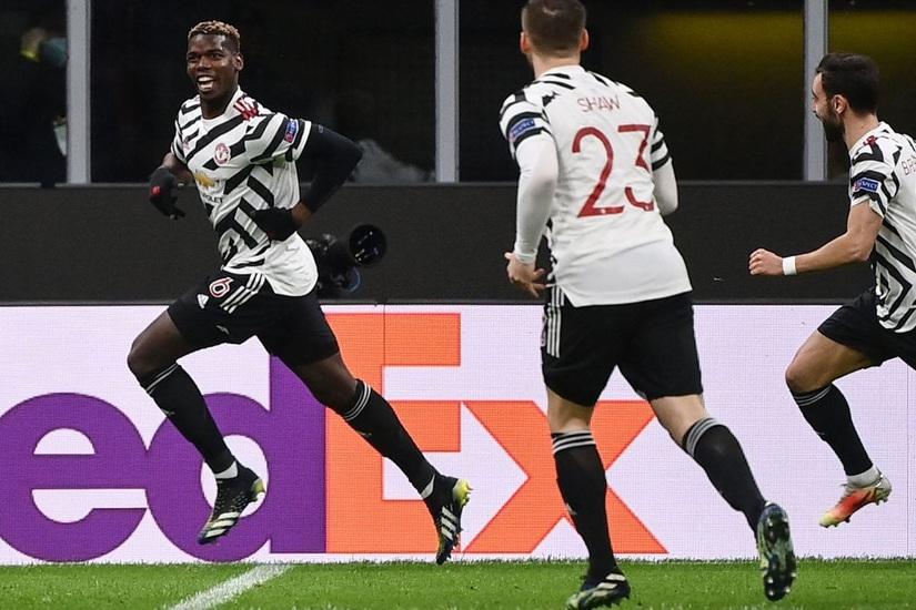 HLV Solskjaer hết lời khen ngợi Pogba sau khi MU đánh bại AC Milan