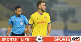 Ngoại binh Đức tiết lộ bản hợp đồng kỳ quái ở Nam Định FC