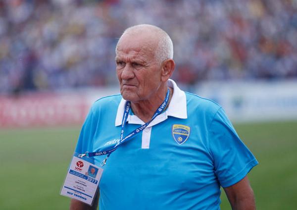 HLV Petrovic thất vọng sau trận thua trước Hà Nội FC