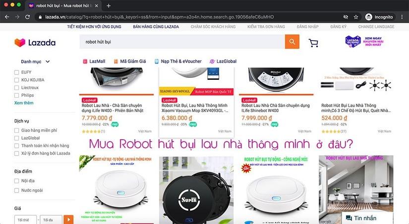 Tìm hiểu 7 yếu tố giúp chọn mua robot hút bụi phù hợp nhu cầu