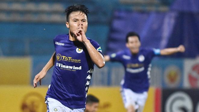 Quang Hải đi vào lịch sử AFC Cup