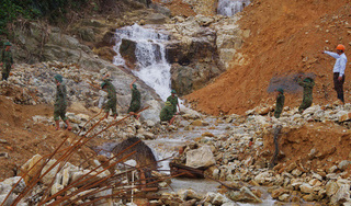 Giai đoạn 4 tìm kiếm 11 công nhân mất tích ở Rào Trăng 3 sẽ bắt đầu vào 22/3