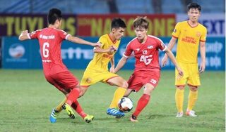 Viettel thắng sát nút Nam Định trên sân Thiên Trường