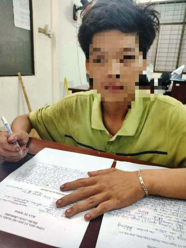 Bắt được nghi phạm đánh dã man nữ sinh lớp 6 trong lô cao su