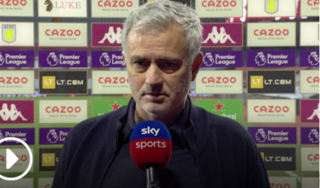 Tottenham thắng Aston Villa, HLV Mourinho đề cao 1 điều