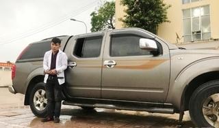 Nam thanh niên trộm xe ô tô ở Hà Tĩnh chạy vào Quảng Trị...thăm bạn gái