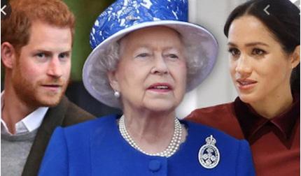 Dân mạng nể phục thái độ của Nữ hoàng Anh với vợ chồng Harry và Meghan Markle