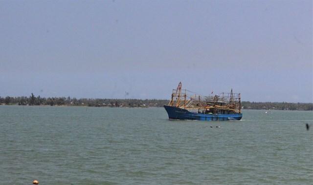 Một ngư dân mất tích trên biển