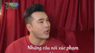 Ca sĩ Ưng Hoàng Phúc: 'Bị bệnh tật, một số đàn em coi thường và xúc phạm'