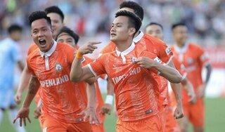 Vòng 5 V.League: Chờ Nam Định thắp sáng 'chảo lửa' Thiên Trường