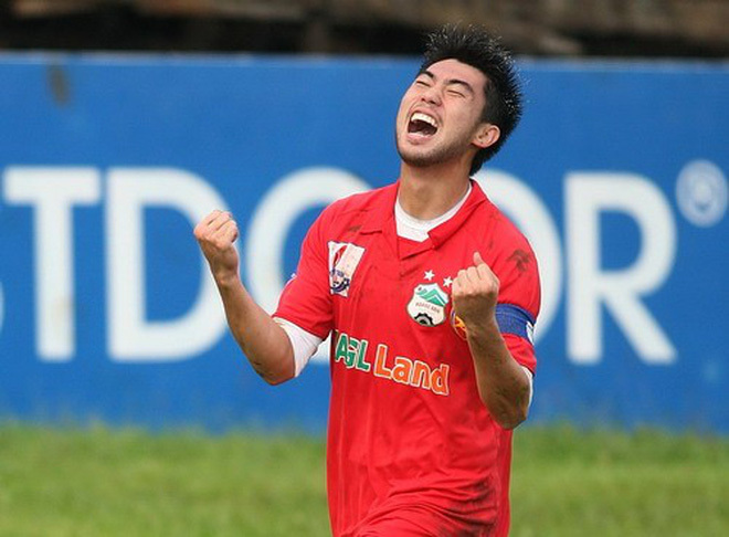 Tiền vệ Lee Nguyễn tự tin trước trận gặp Hà Nội FC