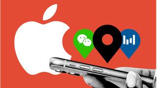 Công ty Trung Quốc luồn lách xé rào bảo mật iPhone