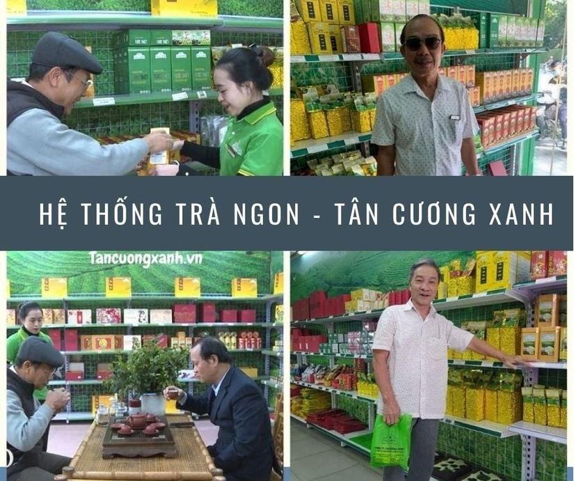 Trà Thái Nguyên ngon chính hiệu