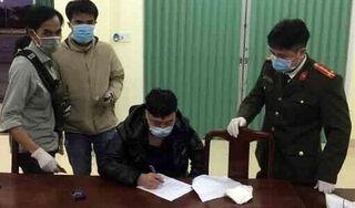 Trục xuất người đàn ông Trung Quốc nhập cảnh trái phép vào Việt Nam