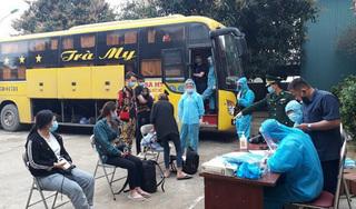 Nghệ An: Bắt tài xế và chủ xe chở 53 người Trung Quốc nhập cảnh trái phép