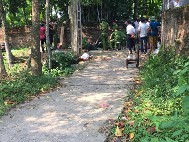 Đối tượng chém trưởng thôn tử vong được phát hiện chết tại nhà