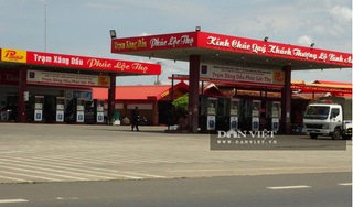 Bình Phước: Công an đang phong tỏa một cây xăng trên quốc lộ 14, do liên quan vụ án