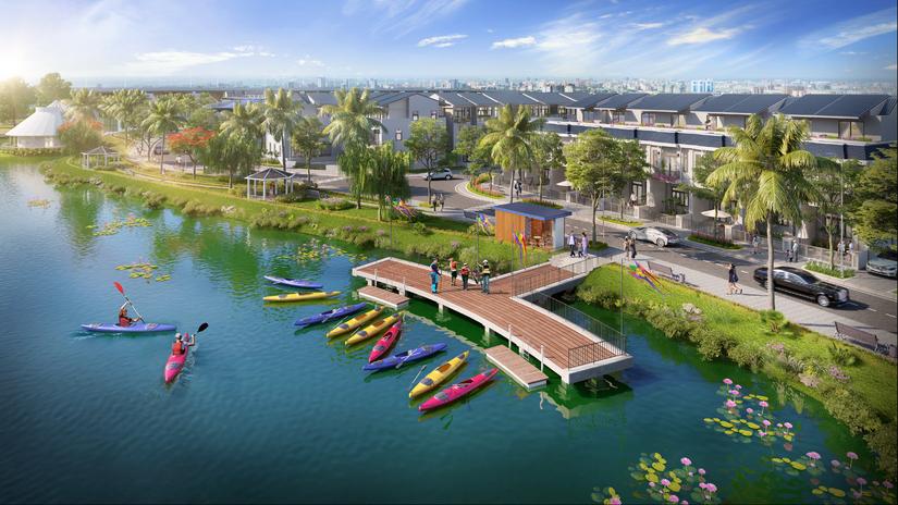 Dự án thành phố vệ tinh mới nhất của Thắng Lợi Group vào Top 10 dự án đô thị và nhà ở tiềm năng 2021