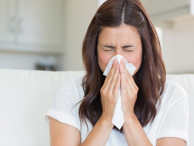 ngứa mũi là bệnh gì