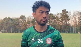 Lee Nguyễn háo hức đối đầu Công Phượng ở vòng 6 V.League