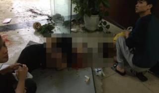 Hà Nội: Hy hữu thủng trần tòa nhà chung cư, đôi nam nữ rơi xuống đất nguy kịch