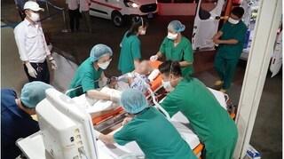 Bệnh viện Chợ Rẫy tiếp nhận bệnh nhân Covid-19 nặng từ Đà Nẵng