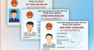 Những ai bắt buộc phải đổi chứng minh nhân dân sang thẻ căn cước công dân gắn chip