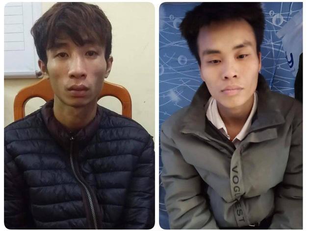 Tạm giữ 2 thanh niên cướp giật tài sản trong đêm