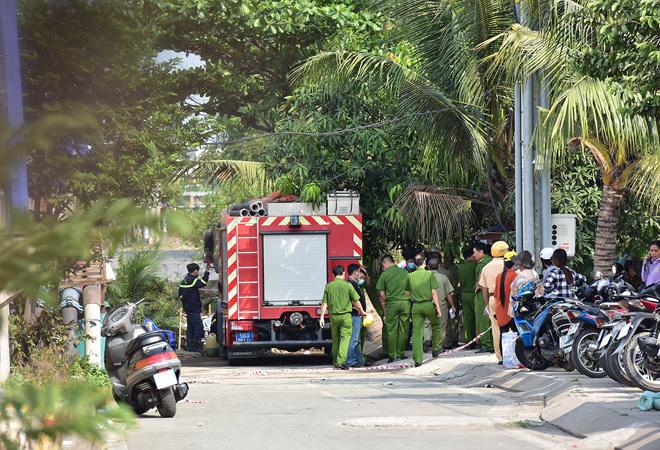 Vụ cháy 6 người trong cùng gia đình tử vong