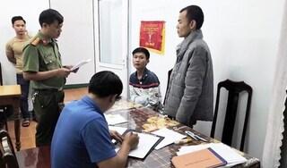 """Quảng Nam: Bắt 4 đối tượng """"Tàng trữ, vận chuyển, lưu hành tiền giả"""""""