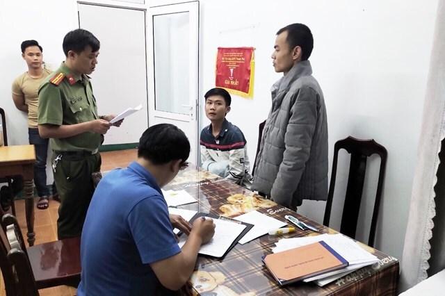 Quảng Nam bắt 4 đối tượng tàng trữ, vận chuyển, lưu hành tiền giả