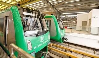 Hà Nội: Tuyến đường sắt trên cao Cát Linh – Hà Đông sẵn sàng vận hành