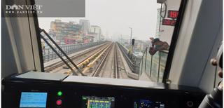 Hôm nay (31/3), đường sắt Cát Linh – Hà Đông lỡ hẹn chưa thể