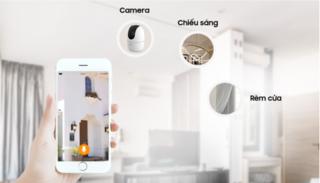 Sunshine Mall chính thức mở bán camera thông minh - hoàn thiện giải pháp nhà thông minh